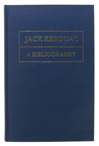 New York: Phoenix Book Shop, 1975. Revised edition. Original publisher's blue cloth binding with gil...
