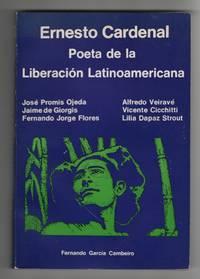 image of Ernesto Cardenal. Poeta Del La Liberacion Latinoamericana