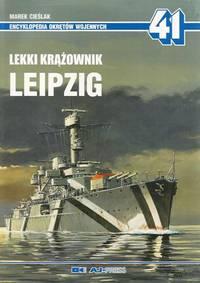 GERMAN CRUISER LEIPZIG (LEKKI KRAZOWNIK LEIPZIG)