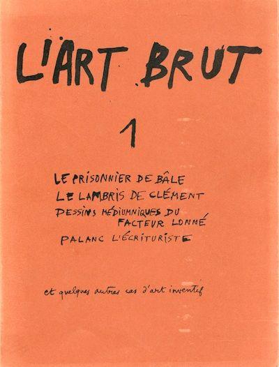 Paris: Publications de la Compagnie de L'Art Brut, 1987. Whole numbers one through fifteen. Fifteen ...