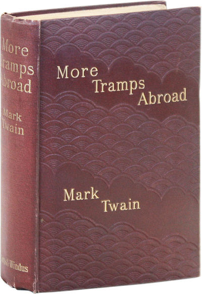 London: Chatto & Windus, 1897. First U.K. Edition. Octavo; publisher's maroon vertical-ribbed cloth,...
