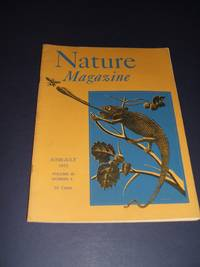image of Vintage Issue of Nature Magazine for June and July 1955