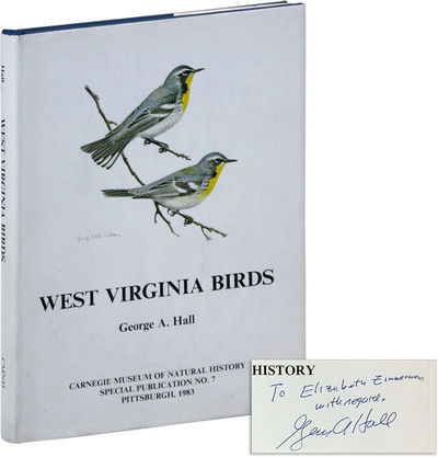 Pittsburgh: Carnegie Museum of Natural History, 1983. First Edition. First printing. Quarto (28.5cm....