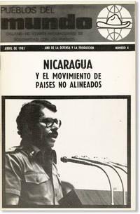 Pueblos Del Mundo: Organo Del CNSP. Numero 4 (April 1981): Nicaragua y el Movimieto de Paises no Alineados