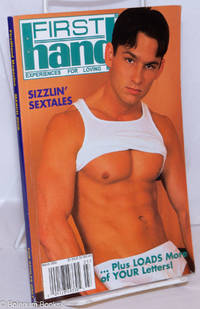 image of FirstHand: experiences for loving men, vol. 20, #4, March, 2000: Sizzlin' Sextales