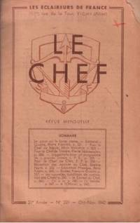 Le chef by Collectif - 1942 - from philippe arnaiz and Biblio.com