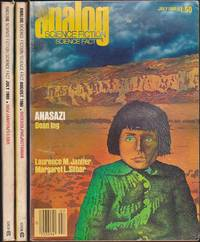 Anasazi, serialized in Analog Science Fiction / Science Fact, July - August  1980 by Dean Ing - Paperback - First Edition - July 1980 - from Books of the World (SKU: RWARE0000002255)