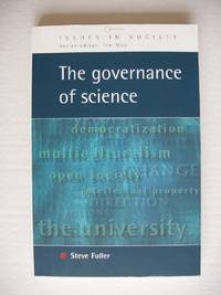 image of The Governance of Science  -  Ideology and the Future of the Open Society
