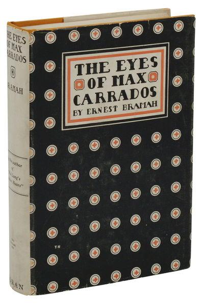 New York: George H. Doran Company, 1924. First American Edition. Near Fine/Near Fine. First American...