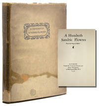 A hundred Sundrie Flowres fron the Orginal Edition. [Introduction by B.M. Ward]
