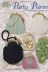 Plastic Canvas Party Purses 11 Designs in 10-Mesh Canvas