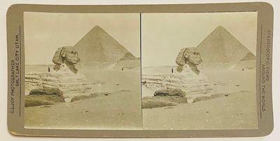 Salt Lake City: C.L. Joy Photographer, 1915. 20 stereoviews. Albumen photographs on gray 'Stereoscop...