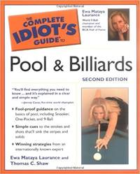 image of The Complete Idiot's Guide to Pool_Billiards