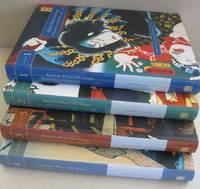 Kabuke Plays on Stage; FOUR VOLUME SET