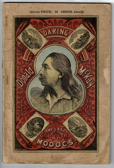 Erie, PA: Herald Printing & Publishing, 1888. 8vo, pp. 108, testimonials and ads; original color pic...