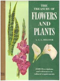 image of The Treasury of FLOWERS AND PLANTS in Colour