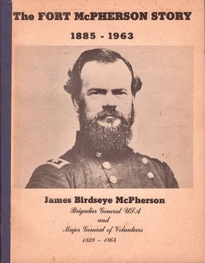 Fort McPherson, Georgia: Fort McPherson, 1964. First Edition. Soft cover. Good. Tall soft cover. 178...