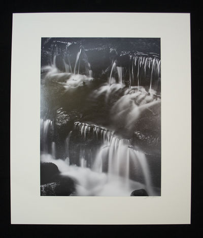Signed By Adams with an Original Print Also Signed by Adams ADAMS, Ansel. Images 1923-1974. Foreword...