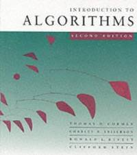 image of Introduction to Algorithms