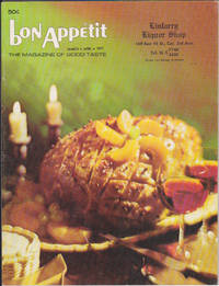 Bon Appétit, March-April 1971, Volume 16, No. 2
