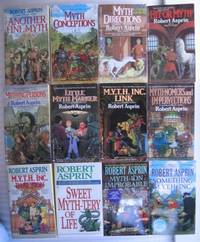 The Myth Books:  Another Fine Myth, Myth Conceptions, Myth Directions, Hit or Myth, Myth-ing...