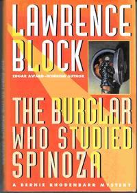image of THE BURGLAR WHO STUDIED SPINOZA :  A Bernie Rhodenbarr Mystery