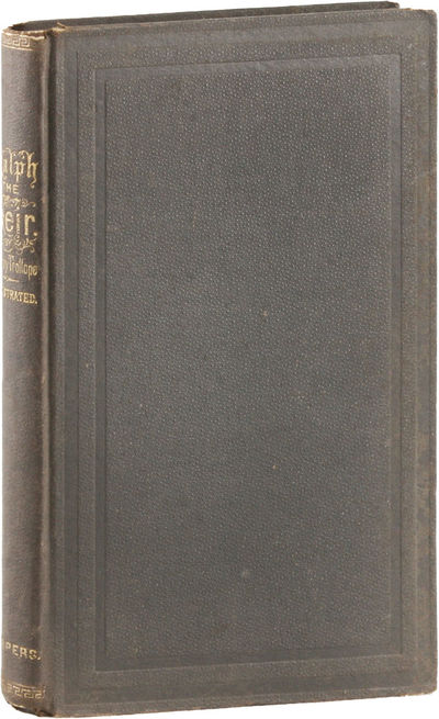 New York: Harper and Brothers, 1871. First American Edition. First printing. Octavo (24cm). Original...