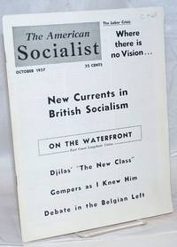 The American Socialist Volume 4, Number 10, October 1957