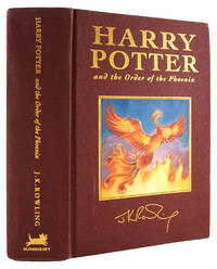 image of Harry Potter and the Order of the Phoenix.