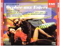 image of Orphee aux Enfers [ Orpheus in the Underworld ] - Comic Opera [2-COMPACT DISC SET]