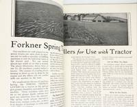 [FARMING] [TRADE CATALOG] Forkner Spring Tooth Tillers For Orchard and Farm - Catalog E
