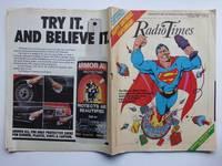 image of Radio Times (Midlands & East Anglia): 4 June 1988. Superman interest