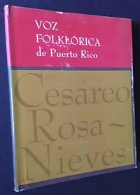 VOZ FOLKLORICA de Puerto Rico