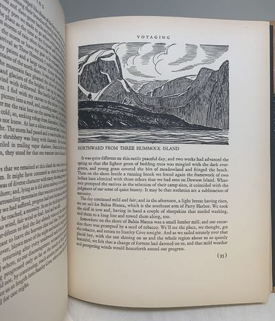 New York: Putnam, 1924. First. hardcover. near fine. Kent, Rockwell. Illustrations by Rockwell Kent....