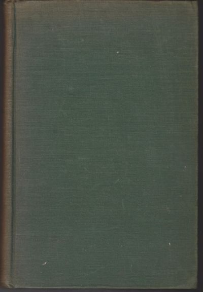 New York: Harcourt Brace. 1948. First Edition; First Printing. Hardcover. Very good with sunned spin...