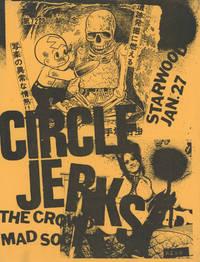 CIRCLE JERKS, THE CROWD, MAD SOCIETY