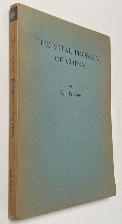 Taibei: China Cultural Service, 1953. 173p., paperback, internal card pocket from a library. Collect...