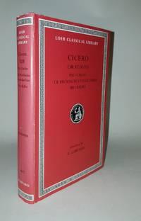 CICERO XIII Pro Caelio, De Provinciis Consularibus, Pro Balbo