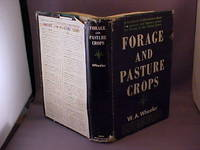 Forage and Pasture Crops