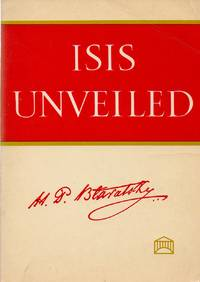 image of ISIS Unveiled: A Master-Key to the Mysteries of Ancient and Modern Science and Theology_ Vol 1.: Science