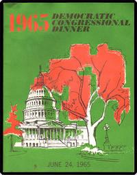 1965 Democratic Congressional dinner. June 24, 1965.