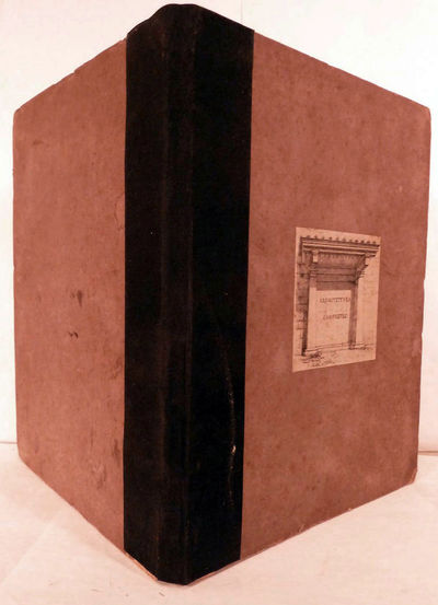 London: Longman, Rees, Orme, Brown, and Green, 1827. First edition. Boards. Orig. publisher thick gr...