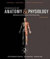 image of Principles of Anatomy and Physiology (Principles of Anatomy & Physiology: Maintenance and Continuity of the Human Body, Volume 2, 2)