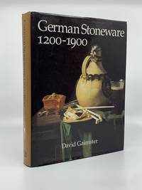 German Stoneware 1200-1900. Archaeology and Cultural History