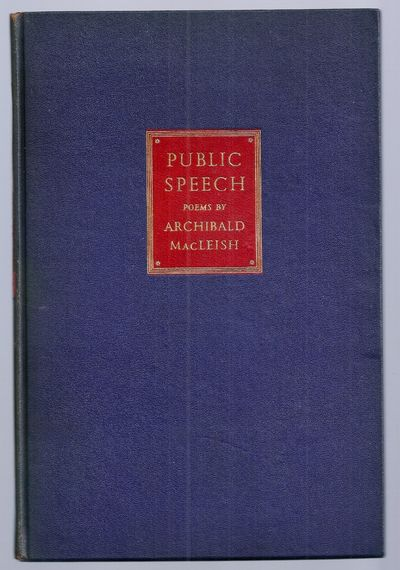 New York: Farrar & Rinehart, (1936). First Edition. Hardcover. Some rubbing to the spine. Still Near...