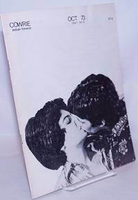 image of COWRIE: lesbian feminist; vol. 1, #3, October 1973