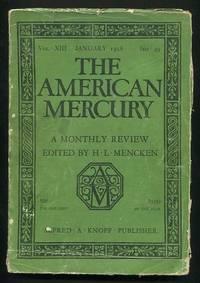 The American Mercury (January 1928)