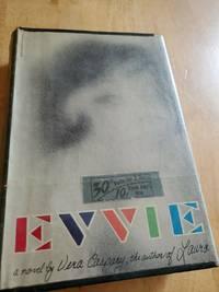 Evvie, by Vera Caspary (1960, Harper & Brothers 1st Ed. W/Dj)