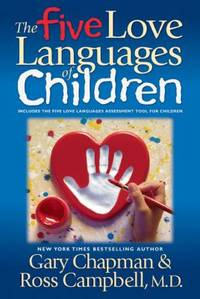 image of The Five Love Languages of Children