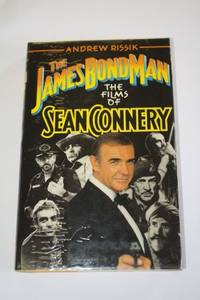 image of James Bond Man: Films of Sean Connery